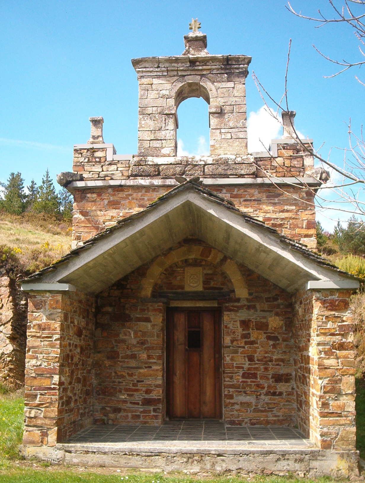 Old Stone Chapel
