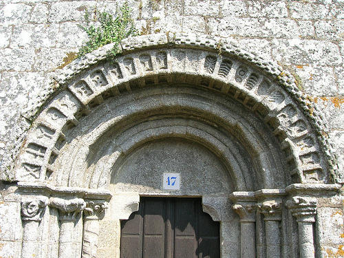 The Santa Maria Doorway